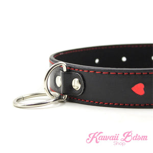 Tiny Hearts Collar & Leash (10949399815)