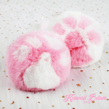 bunny rabbit vegan faux fur tail plug silicone stainless steel neko  kitten girl boy petplay pet sexy catgirl cat kitten adult toys buttplug plug anal ass submissive ddlg cgl mdlg mdlb ddlb little by Kawaii BDSM - cute and kinky / Worldwide Free Shipping (1453617643572)