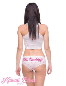 Yes daddy ? little girl ddlg little one sexy lingerie panties ageplay cglg pink babygirl babydoll babe ddlb boy by Kawaii Bdsm - Cute and Kinky / Worldwide Free and Discreet Shipping