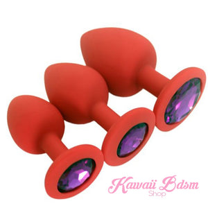 Silicone ButtPlugs
