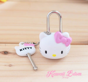 Hello Kitty Padlock