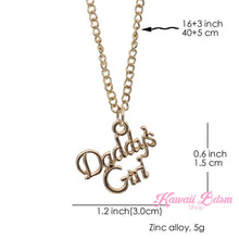 Daddy's Girl Necklace