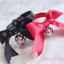 Kawaii Bell Collar & Leash Set