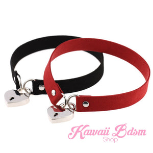Heart Padlock Day collar (10887257735)