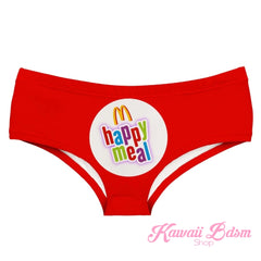 Happy Meal Panties