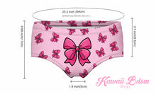 daddy's little girl ddlg lg little one girl bows sexy lingerie panties ageplay cglg pink babygirl babydoll babe by Kawaii Bdsm - Cute and Kinky / Worldwide Free and Discreet Shipping