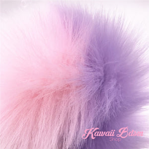 Light Purple Tail w/ Pink Tip