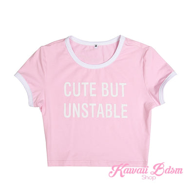 Cute But Unstable Top