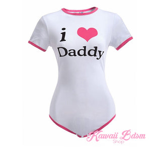 I Love Daddy Onesie