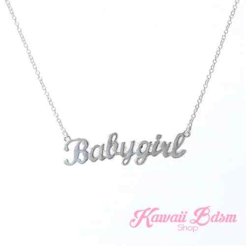 Babygirl Necklace (1204801372212)