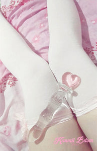 Bdsm Glass Dildo Pink Heart Adult toy Wand Massager aesthetic kittenplay petplay sub bondage ddlg cglg babygirl mdlb anal plug aesthetic baby boy sissy femboy  by Kawaii Bdsm - Cute and Kinky / Worlwide Free and Disreet Shipping