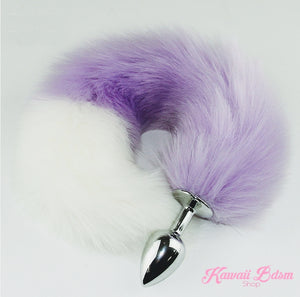 Lavender Tail w/ White Tip