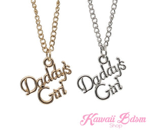 Daddy's Girl Necklace (1227491180596)