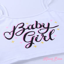 Baby Girl Star Top (5877373468834)