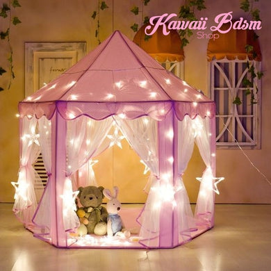 Playground Tent Star Light Curtains