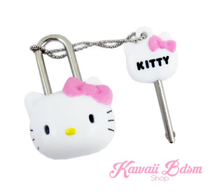 Hello Kitty Padlock (11213789191)