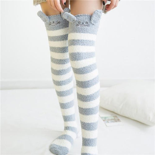 Totoro Thigh Highs