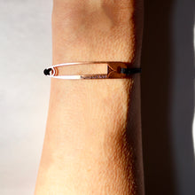 humanKIND original bracelet (rose-gold)
