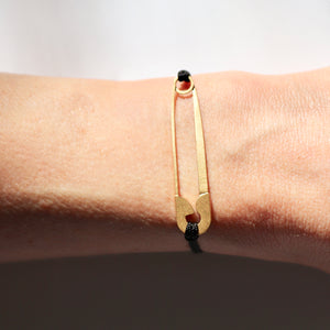 humanKIND classic bracelet (gold)
