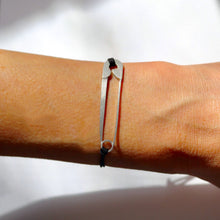 humanKIND classic bracelet (silver)