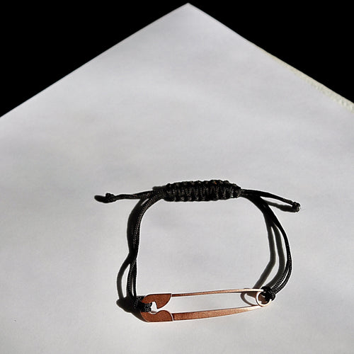 humanKIND classic bracelet (rose-gold)
