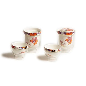Flowering Party Tea Set