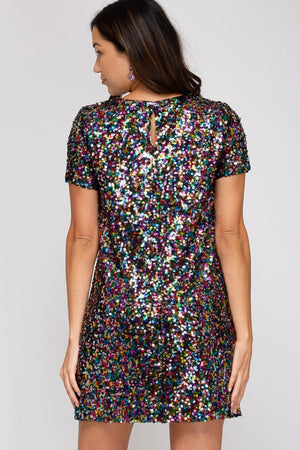 Come on Girl Lets Go Party Dress - Caroline Hill