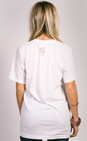 Fancy Tee By Charlie Southern - Caroline Hill
