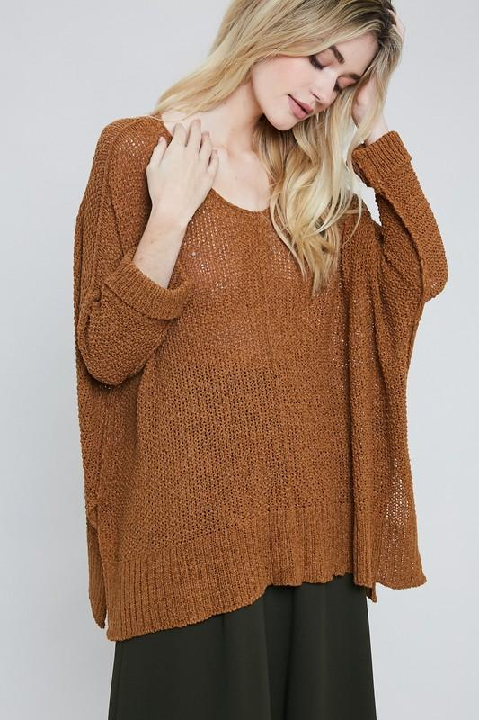 Gotta Run Guuci Knit Sweater - Caroline Hill