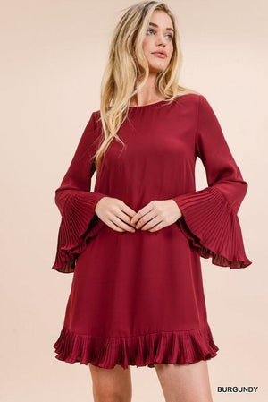 Holiday Cheer Dress - Caroline Hill