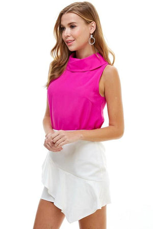 Hot Mama Pink Top - Caroline Hill