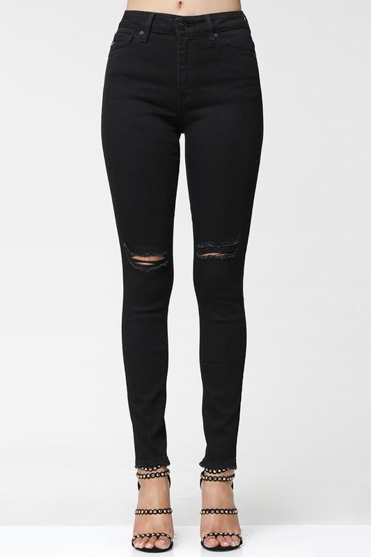 KanCan Black Denim Jeans - Caroline Hill