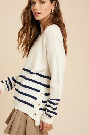 Mid The Pines Sweater - Caroline Hill