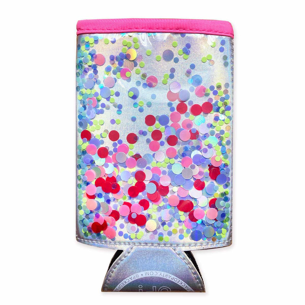 Packed Party The Skinny Confetti Can Cooler - Caroline Hill