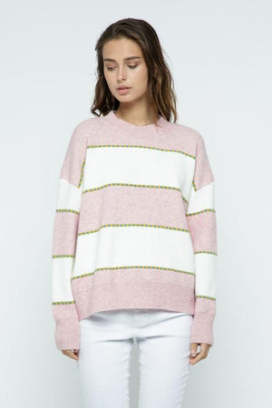 Princess Peach Sweater - Caroline Hill