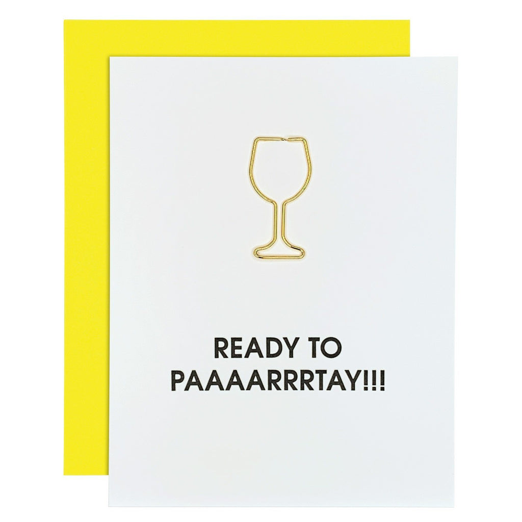 Ready to Party Card - Caroline Hill