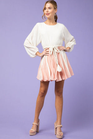 Spring In Your Step Swing Dress - Caroline Hill