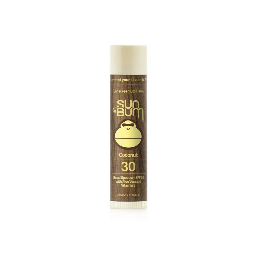 Sun Bum Original SPF 30 Sunscreen Lip Balm - Coconut - Caroline Hill