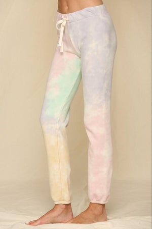 Under the Sun Pastel Multi Jogger Set - Caroline Hill