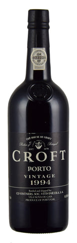 1994 Croft Port - VinPorter Wine Merchants