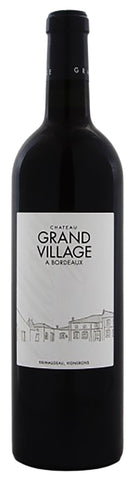 2015 Château Grand Village Bordeaux
