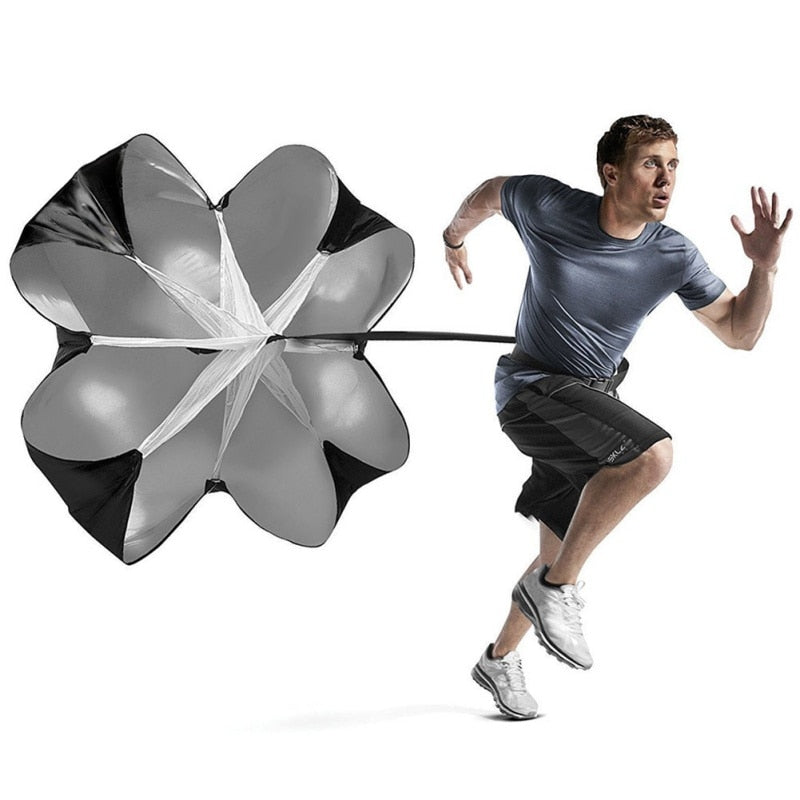 Fitness Training Speed Resistance Body Building Parachutes