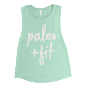 Paleo & Fit Workout Tank