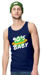 90s Baby Men's Tank Top | Tank Top | BFY Apparel | Streetwear & More