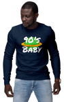 90's Baby World Sweatshirt | Sweatshirt | BFY Apparel | Streetwear & More