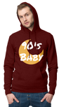 90's Baby Moon Hoodie | Hoodies | BFY Apparel | Streetwear & More