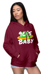 90's Baby World Hoodie (W) | Hoodies | BFY Apparel | Streetwear & More