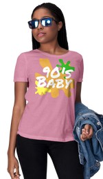 90s Baby Splash Women's Short Sleeve T-shirt