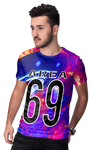 Area 69 All-Over Printed T-Shirt | Shirts | BFY Apparel | Streetwear & More