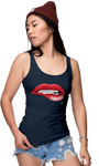 Finesse Lip Women's Racerback Tank | Shirts | BFY Apparel | Streetwear & More